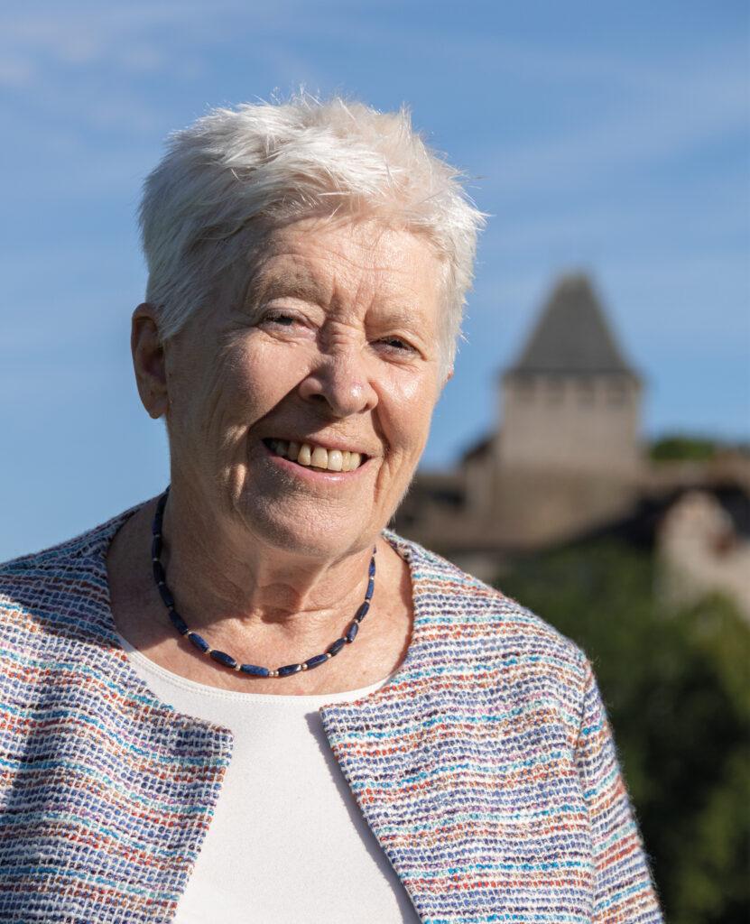 Marie-Christine Secrétin